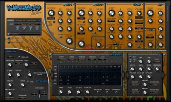 Rob Papen SubBoomBass v1.1.3a x86 x64