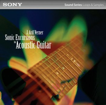 Сэмплы гитары Sonic Excursions for Acoustic Guitar