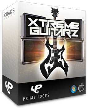 Сэмплы Prime Loops Xtreme Guitars