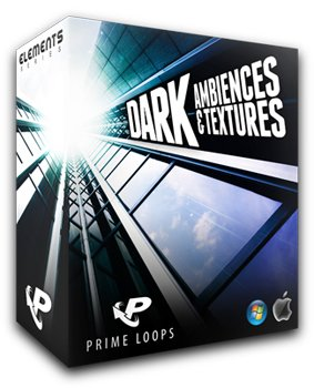 Сэмплы Prime Loops - Dark Ambiences & Textures
