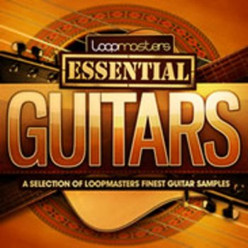 Сэмплы гитары Loopmasters Presents Essentials 20 Guitars