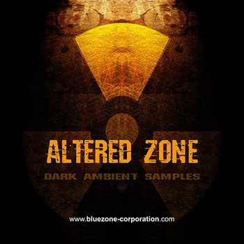 Сэмплы Bluezone Corporation Altered Zone Dark Ambient Samples