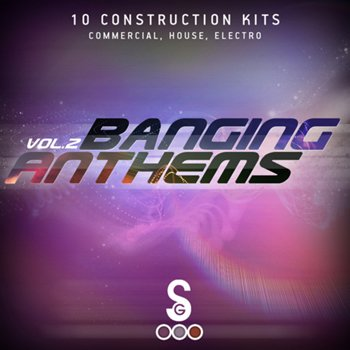 Сэмплы Golden Samples Banging Anthems Vol 2