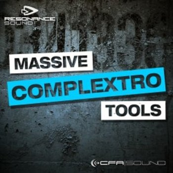 Пресеты Resonance Sound - CFA Massive Complextro Tools