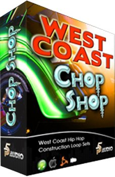 Сэмплы P5 Audio- West Coast Chop Shop Loop Sets