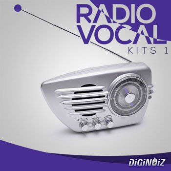 Сэмплы Diginoiz - Radio Vocal Kits 1