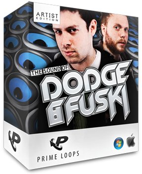 Сэмплы Prime Loops - The Sound Of Dodge & Fuski