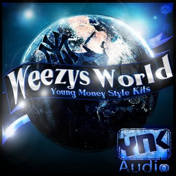Сэмплы YnK Audio - Weezy's World