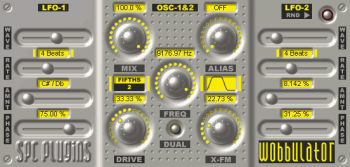 SPC Plugins Wobbulator VST v2.4