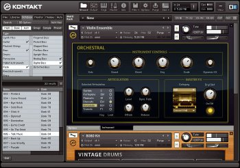 Обновление Native Instruments Kontakt 5 v5.3.0 UNLOCKED UPDATE + Library Update