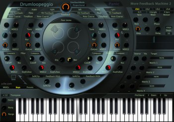 u-he More Feedback Machine VST v2.1 x86 x64