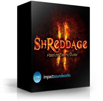 Библиотека сэмплов - Impact Soundworks Shreddage 2 (KONTAKT)