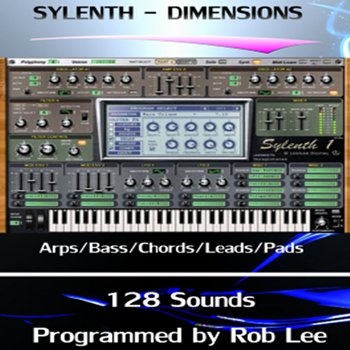 Пресеты Rob Lee Music - Dimensions for Sylenth1