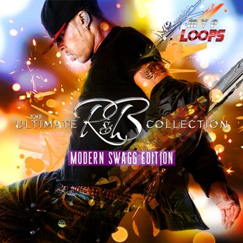 Сэмплы MVP Loops - The Ultimate R&B Collection Modern Swagg