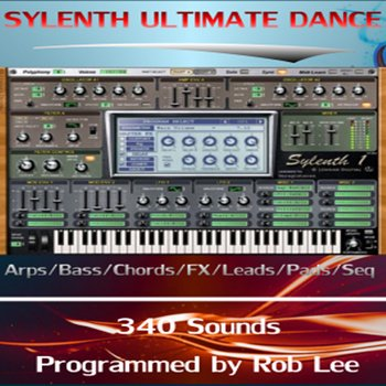 Пресеты Rob Lee Music - Sylenth 1 Ultimate Dance Vol 1
