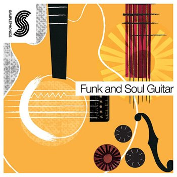 Сэмплы Samplephonics Funk and Soul Guitar