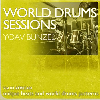 Сэмплы Earth Moments World Drum Sessions Vol 3 African