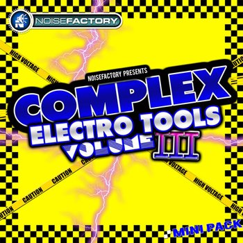 Сэмплы NoiseFactory Complex Electro Tools Vol. 3