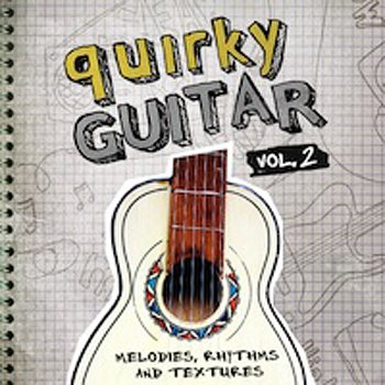 Библиотека сэмплов - Big Fish Audio Quirky Guitars Vol.2 (KONTAKT)