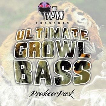 Сэмплы The Audio Alchemists The Mavrik Ultimate Growl Bass Producer Pack