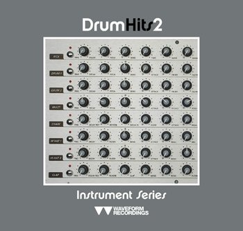 Сэмплы ударных - Waveform Recordings Drum Hits 2