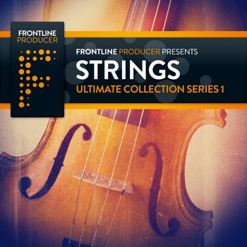 Сэмплы Organic Loops Strings Ultimate Collection
