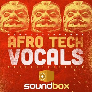 Сэмплы вокала - Soundbox Afro Tech Vocals