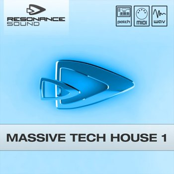 Пресеты Resonance Sound Massive Tech House 1