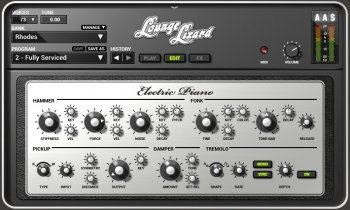 Applied Acoustics Lounge Lizard EP-4 v4.2.3 x86 x64