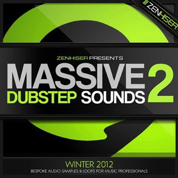 Пресеты Zenhiser Massive Dubstep Sounds 2