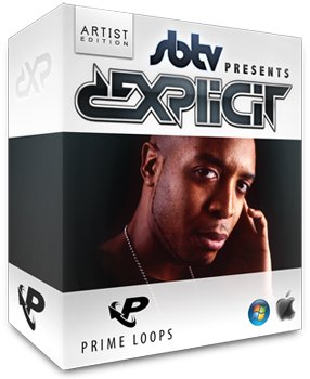 Сэмплы Prime Loops SBTV Presents Dexplicit