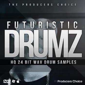 Сэмплы ударных - The Producers Choice Futuristic Drums