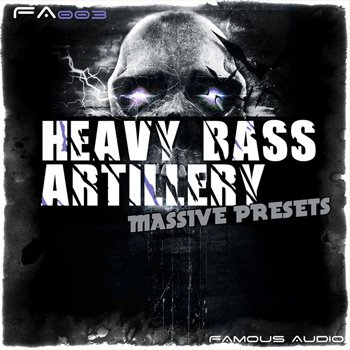 Пресеты Famous Audio-Heavy Bass Artillery
