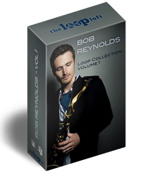 Сэмплы саксофона - The Loop Loft Bob Reynolds Saxophone