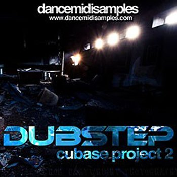 Проект DMS Dubstep Cubase Template Vol 2