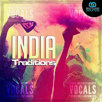 Сэмплы BollywoodSounds India Tradition Vol 1