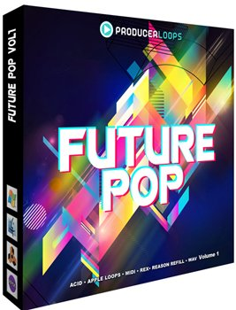 Сэмплы Producer Loops Future Pop Vol 1