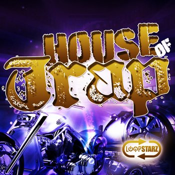 Сэмплы Loopstarz House Of Trap