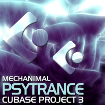 Проект DMS Mechanimal Cubase Psytrance Project 3