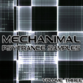 Сэмплы DMS Mechanimal Psytrance Samples Vol 3