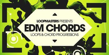 Сэмплы Loopmasters Presents EDM Chords
