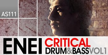 Сэмплы Loopmasters Enei Critical Drum and Bass Volume 1