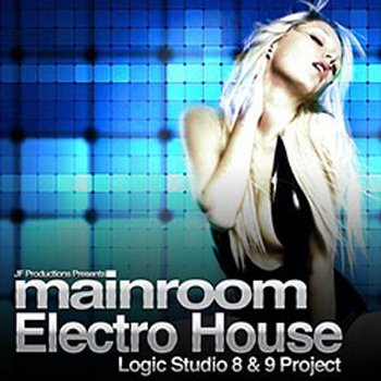 Проект JF Productions Electro House Logic Template