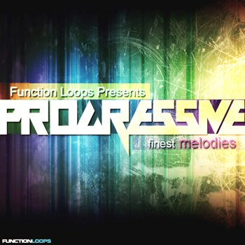 Сэмплы и MIDI - Function Loops Finest Progressive Melodies