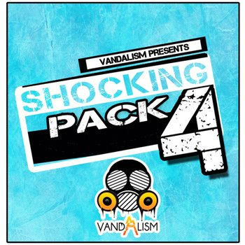 Сэмплы и MIDI - Vandalism Shocking Pack 4