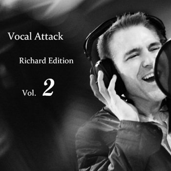 Сэмплы вокала - Wide Range Electric Vocal Attack Richard Edition Vol 2