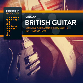 Сэмплы гитары - Frontline Producer Vintage British Guitars