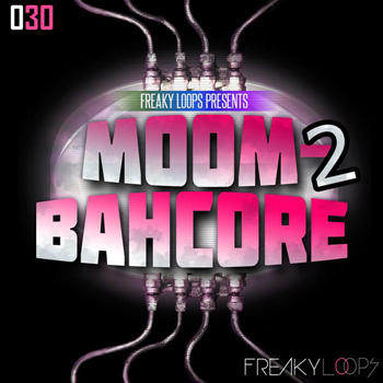 Сэмплы Freaky Loops Moombahcore 2