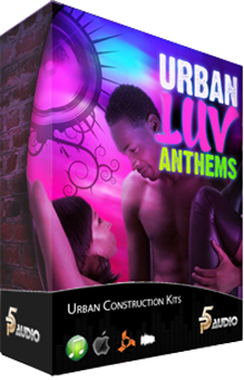 Сэмплы P5 Audio Urban Luv Anthemz Vol 1