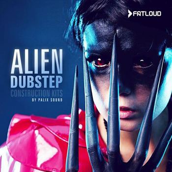 Сэмплы FatLoud Alien Dubstep